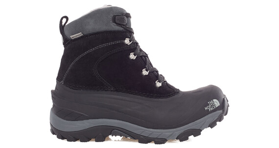 The North Face Chilkat II - Chaussures - gris/noir